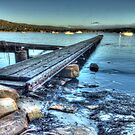 Shelley Beach HDR - Orford, Tasmania, Australia by PC1134