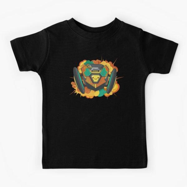 Exploding Roomba Kids T-Shirt