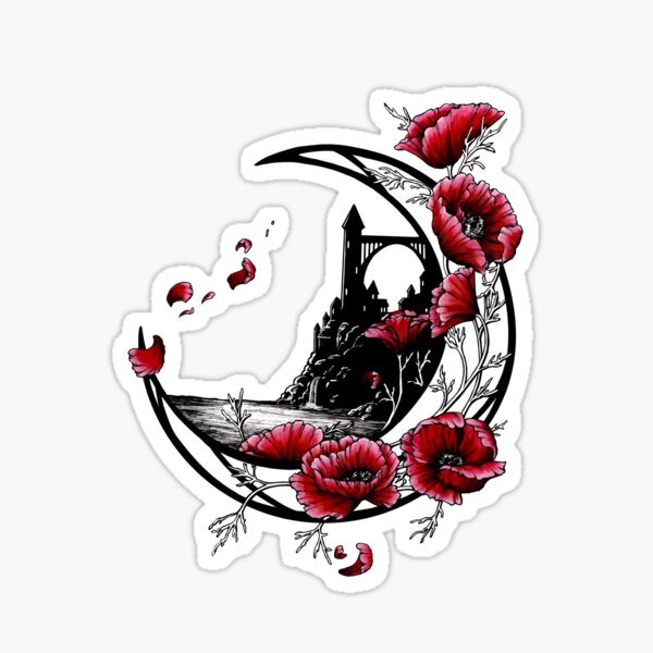 Poppy Dreamland Sticker