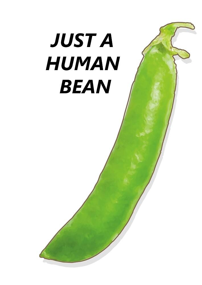 human bean by calamityannie