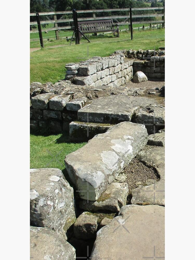 M.I. #78 |☼| Rocks And Bricks - Shot 1 (Hadrian's Wall) by Naean