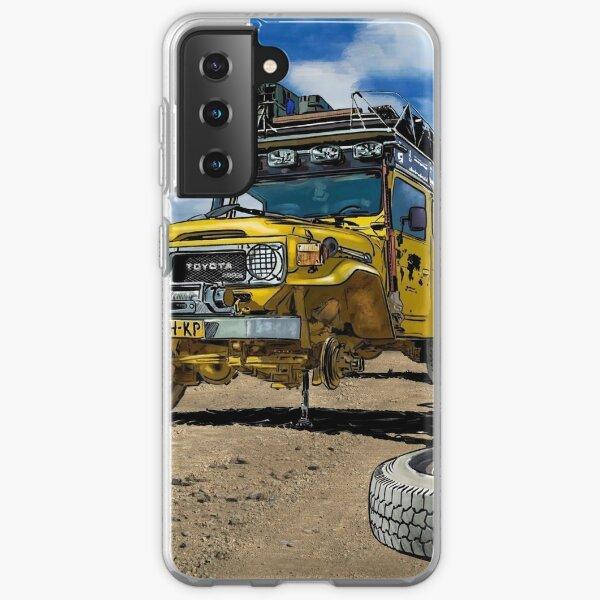 LensNation Studio Samsung Galaxy Soft Case