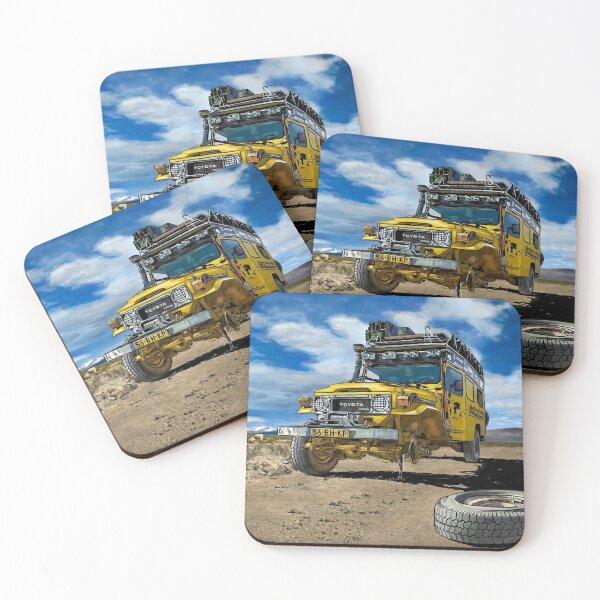 LensNation Studio Coasters (Set of 4)