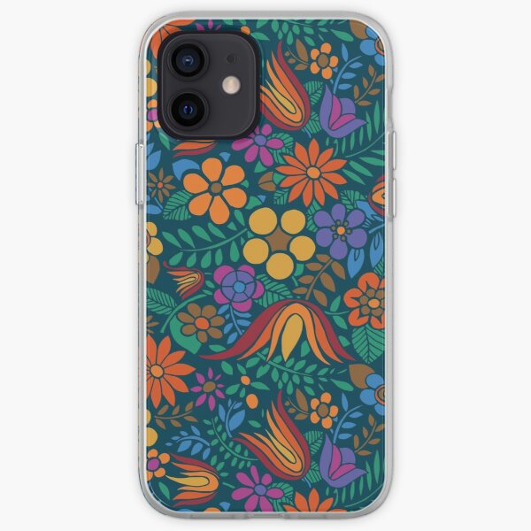Another Floral Retro iPhone Soft Case