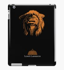 Ludo's Labyrinth iPad Case/Skin