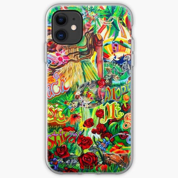 Peach Music Festival 2015 iPhone Soft Case