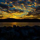 Sunset by Hallvor