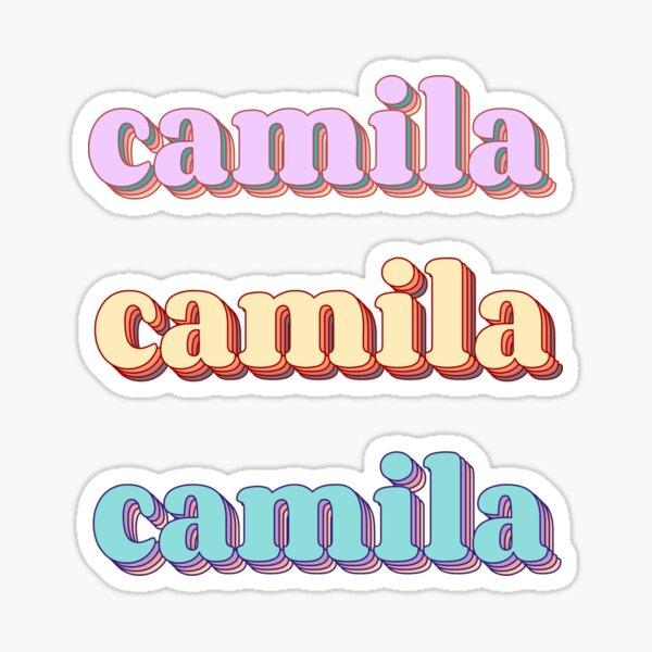 Arte de la palabra Camila Pegatina