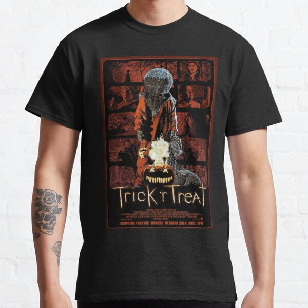Trick 'r Treat (Egyptian Theatre Release Poster) Classic T-Shirt