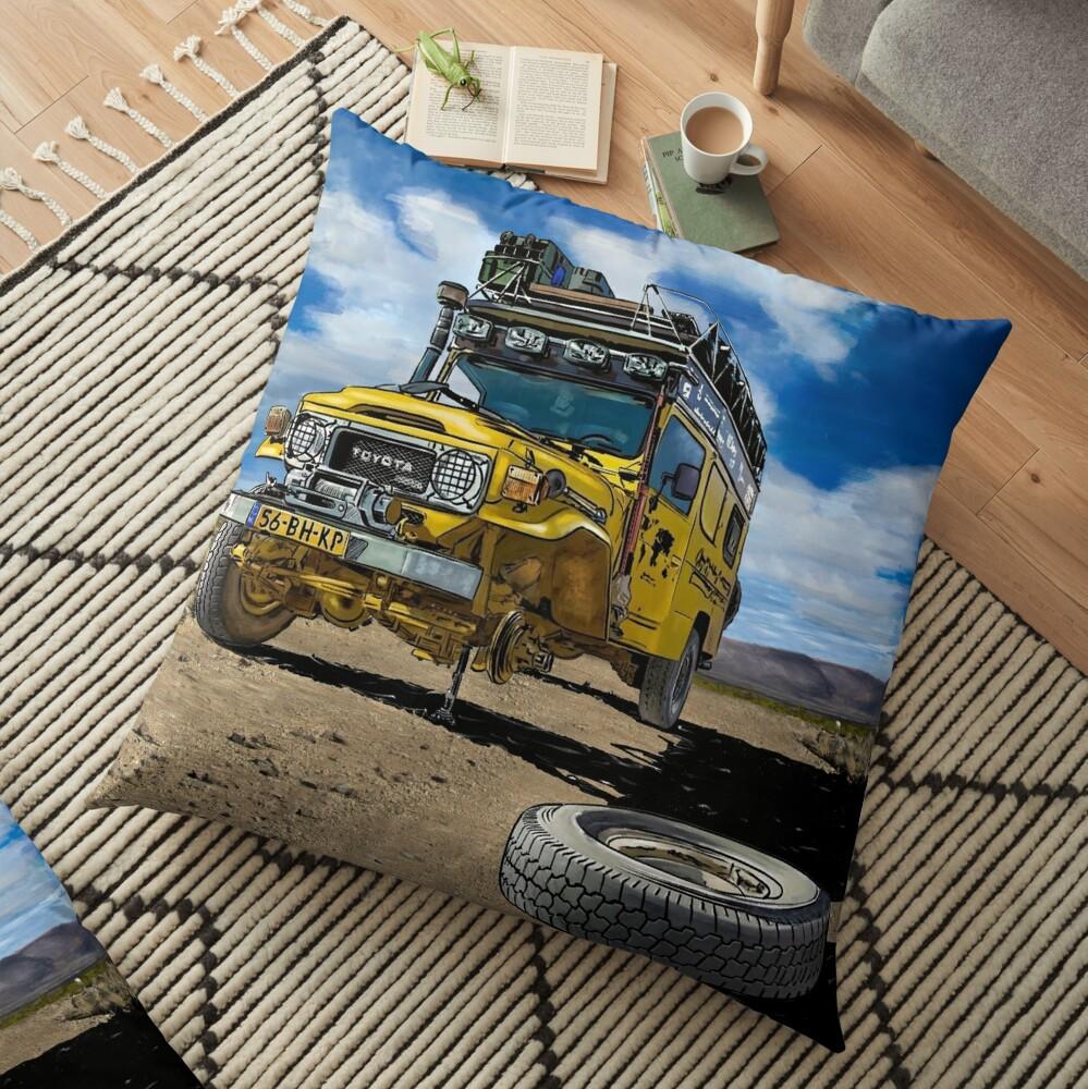 LensNation Studio Floor Pillow