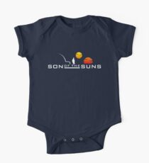 Son of the Suns (white) Kids Clothes