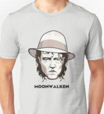 """Christopher Walken - """"Moonwalken"""" Unisex T-Shirt"""