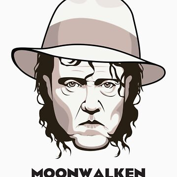"Christopher Walken - ""Moonwalken"" by FacesOfAwesome"