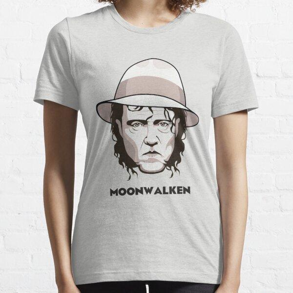 """Christopher Walken - """"Moonwalken"""" Essential T-Shirt"""