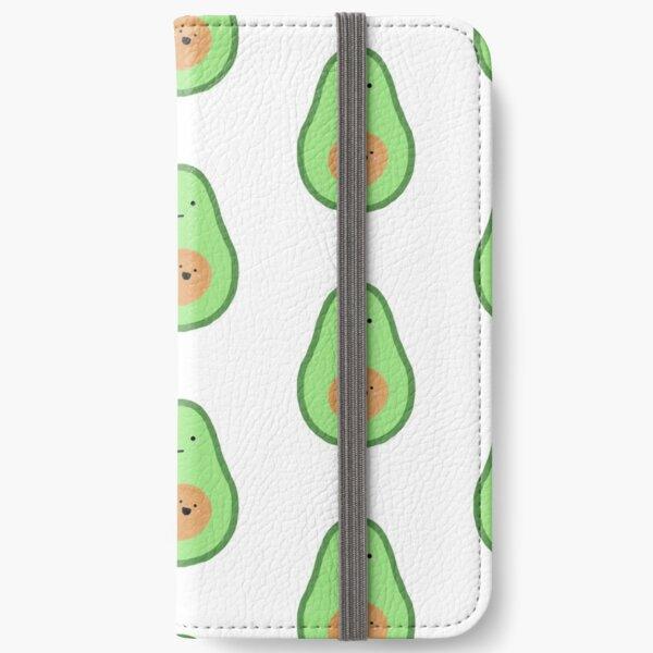Happy Little Avocado iPhone Wallet
