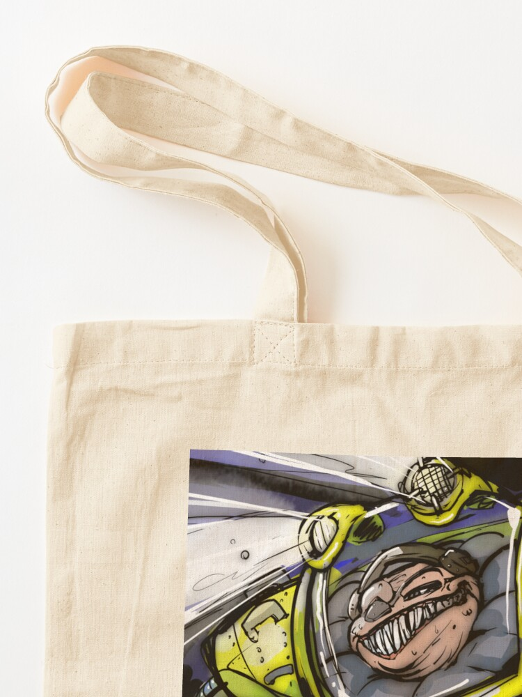 Alternate view of Ready for some geneslamming? Tote Bag