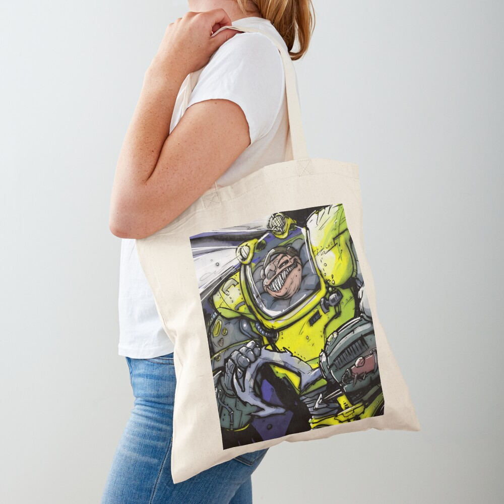 Ready for some geneslamming? Tote Bag