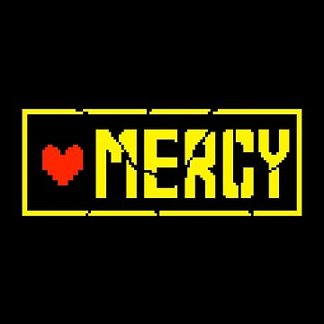 Undertale Mercy by Javichakalote