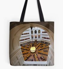 Archway View of Reading Room Tote Bag