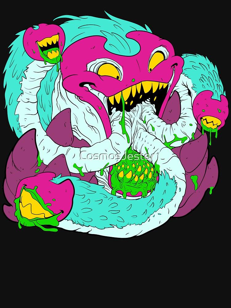 Mutatin' Gohaku - mutant deviant edition by CosmosJester
