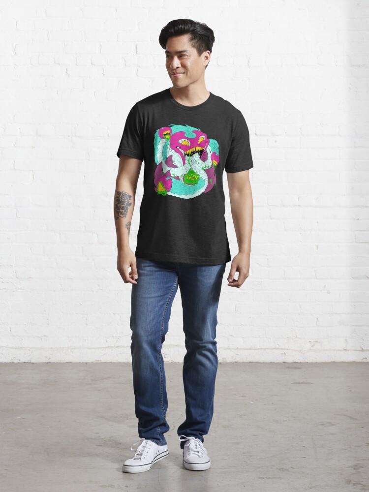 Alternate view of Mutatin' Gohaku - mutant deviant edition Essential T-Shirt
