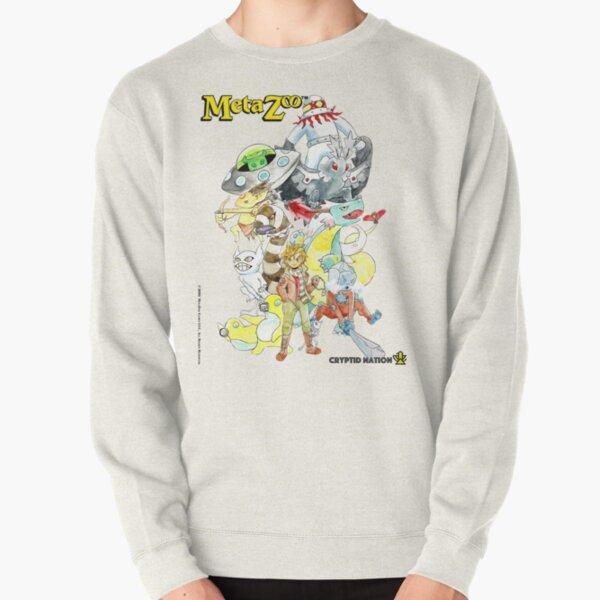 MetaZoo Promotional Image Pullover Sweatshirt