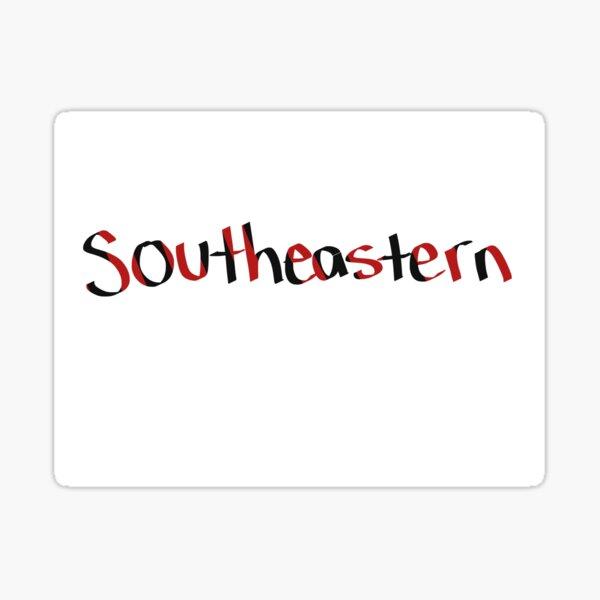 Southeastern University, SEU Sticker