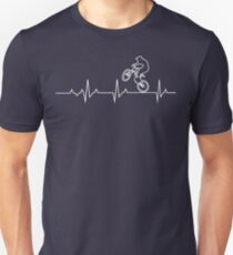 X-Games Bikes Heartbeat T-shirt and Hoodie T-Shirt