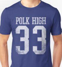 Polk High #33 (AL BUNDY) T-Shirt