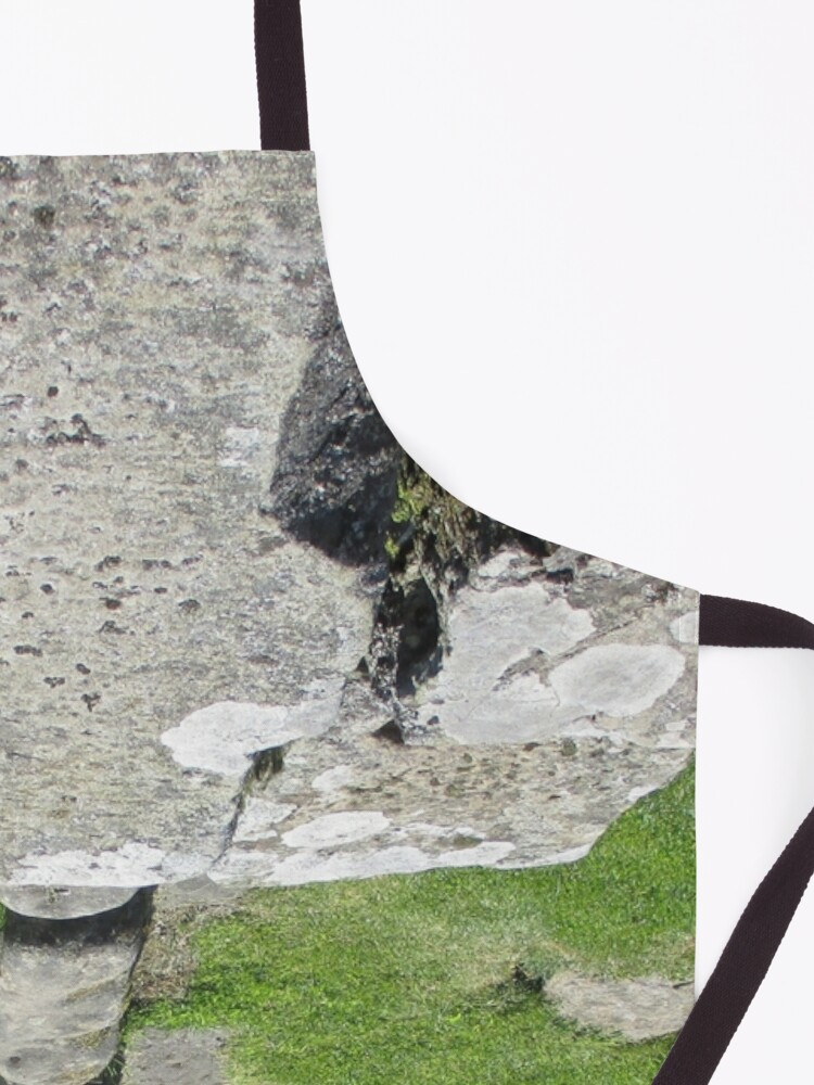Alternate view of M.I. #87  ☼  Rocks And Bricks - Shot 9 (Hadrian's Wall) Apron