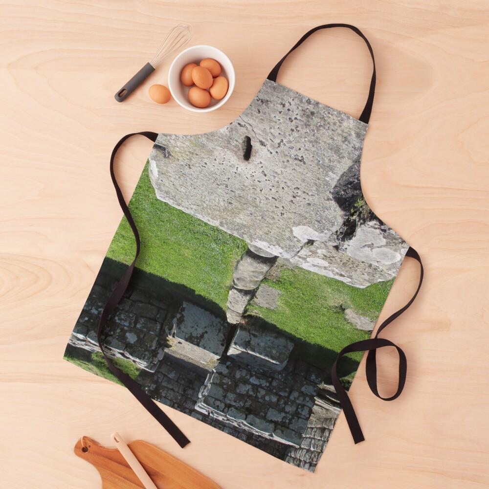 M.I. #87  ☼  Rocks And Bricks - Shot 9 (Hadrian's Wall) Apron