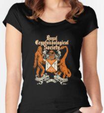 Société royale de cryptozoologie T-shirt échancré