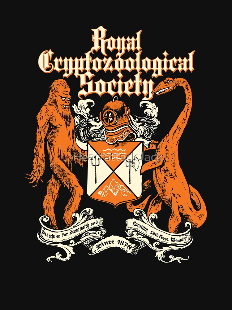 Royal Cryptozoological Society by HeartattackJack