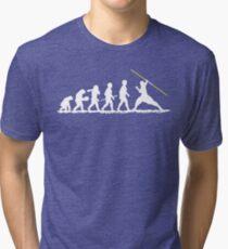 Evolution Jedi! Tri-blend T-Shirt