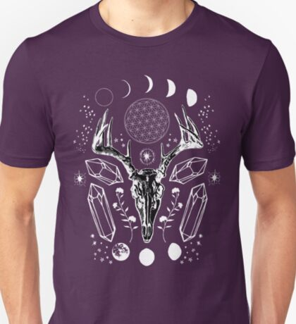 Crystal Moon. T-Shirt