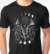 Crystal Moon. Unisex T-Shirt