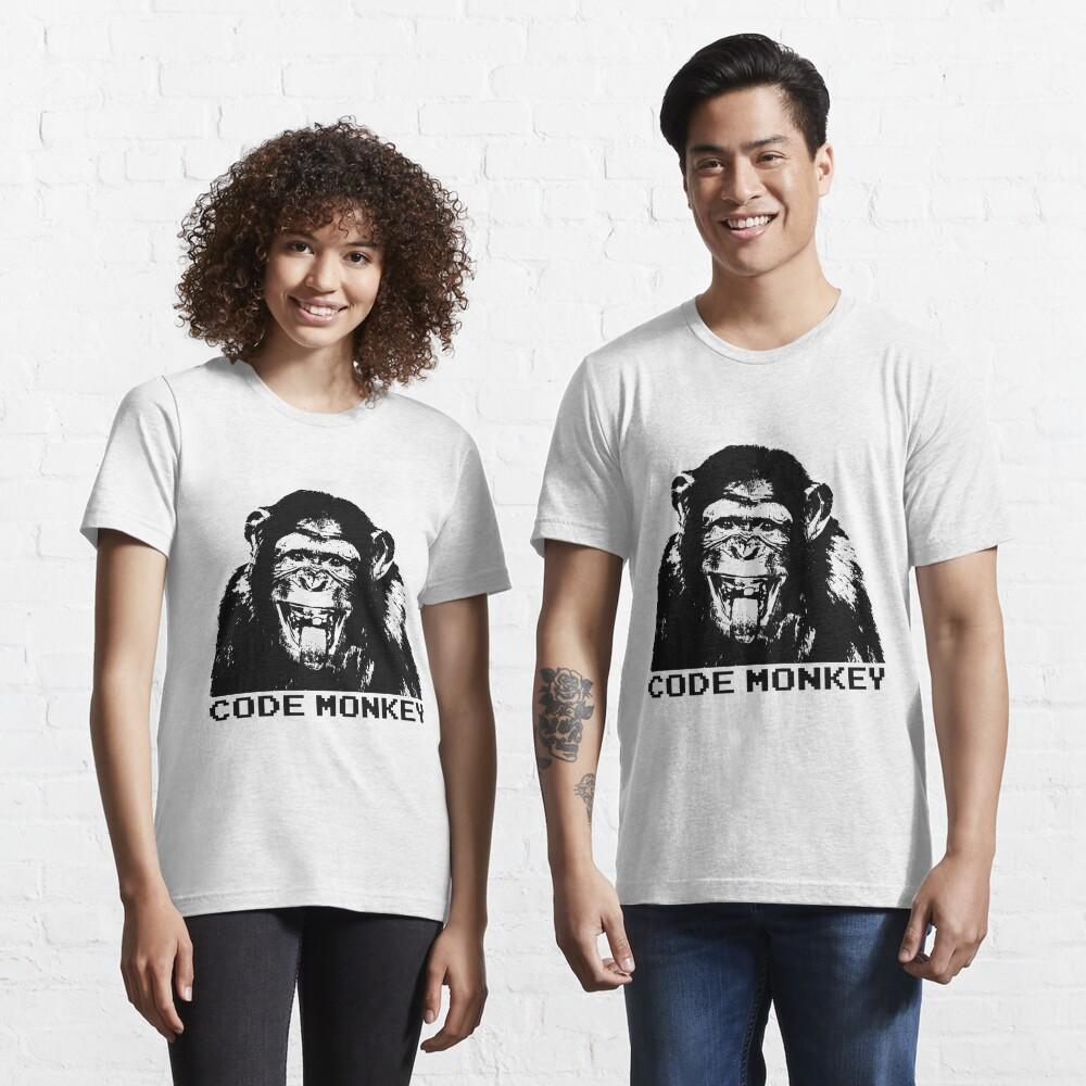 Code Monkey Essential T-Shirt