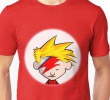 Calvin Hobbes Stardust Unisex T-Shirt