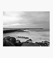 High Tide Photographic Print