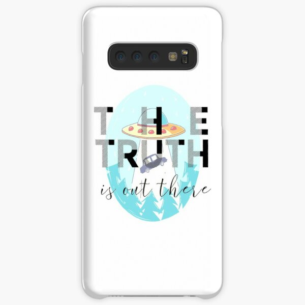 the truth is out there Samsung Galaxy Snap Case