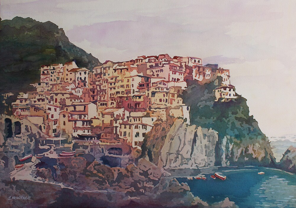An Italian Jewel by JennyArmitage