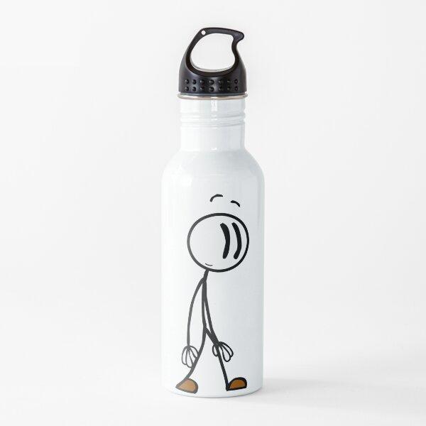 Henry Stickmin Water Bottle