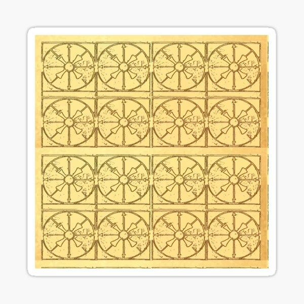 Gilded Age Sticker