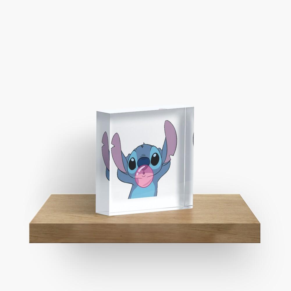Stitch Acrylic Block