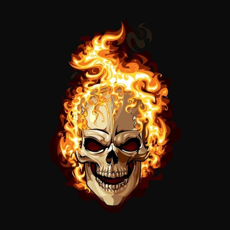 Ghost Rider Skull Pics - impremedia.net