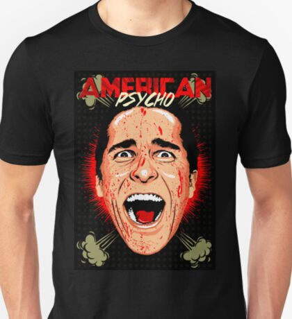 American Psycho Untouched T-Shirt