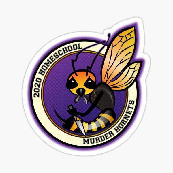 2020 Quarantine Homeschool  Sticker