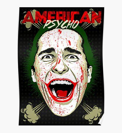 American Psycho The Killing Joke Edition Poster