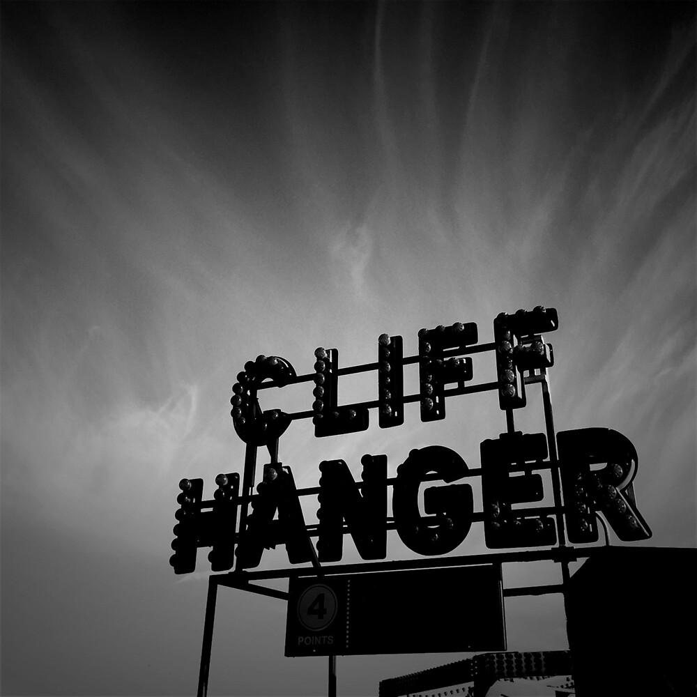 Cliff Hanger, Santa Cruz Boardwalk by ClaireTompkins