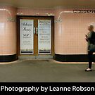 Leanne Robson's Exhibition Hanging Space by Shot in the Heart of Melbourne, 2014
